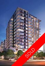 Southeast False Creek Apartment for sale: BLOCK 100 1 bedroom 730 sq.ft.